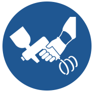 Caulk Gun Icon
